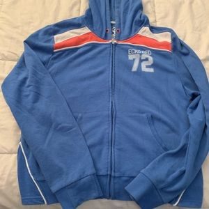 Ecko hoodie and capri set